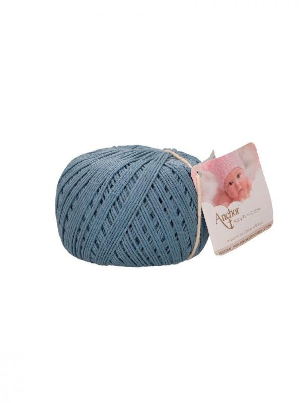 Baby pure cotton - 421 Azzurro