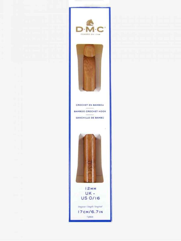 Uncinetto bambu - BC105 Naturale