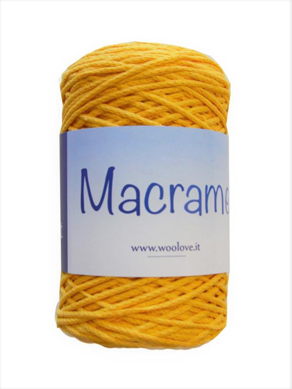 Macrame - 11 Giallo ocra