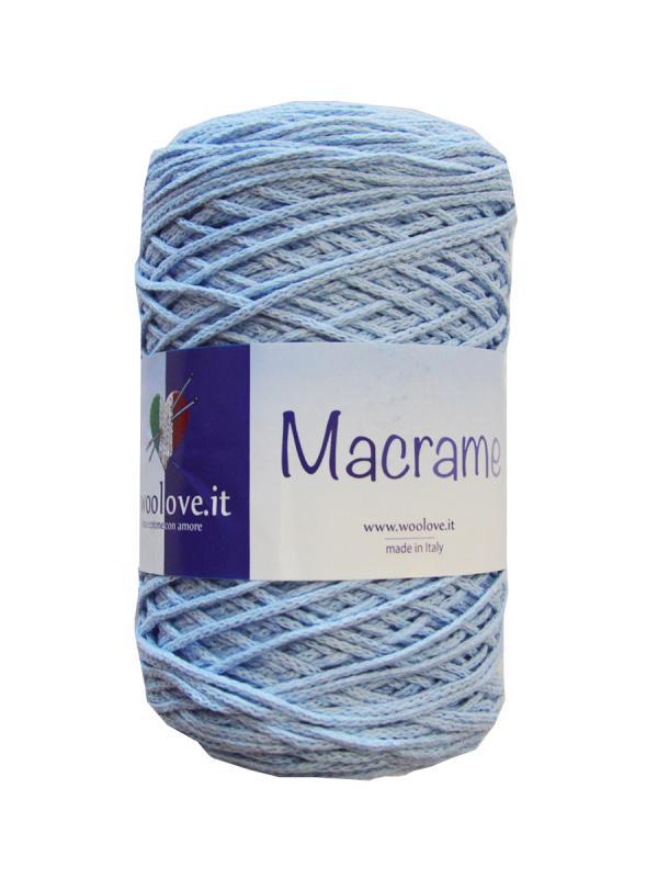 Macrame - 17 Celeste