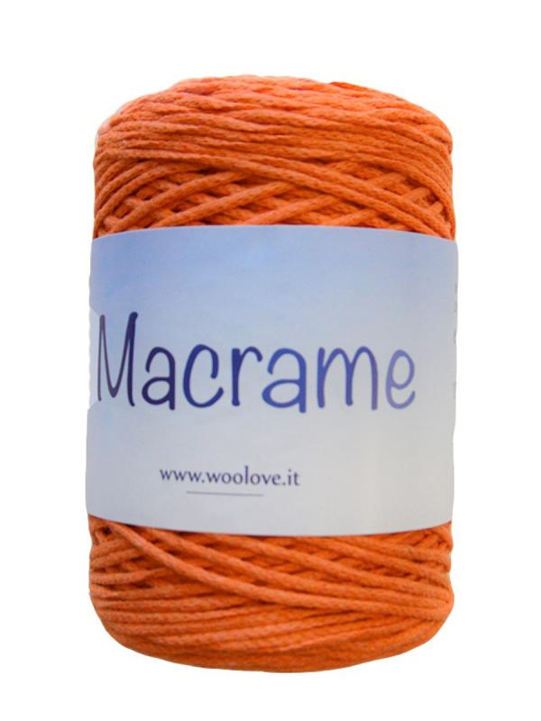 Macrame - 24 Arancio