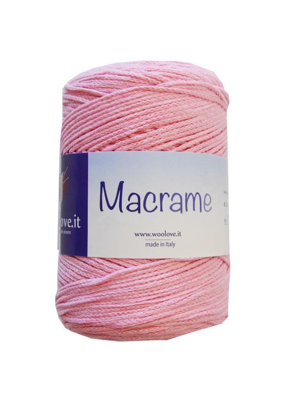 Macrame - 25 Rosa
