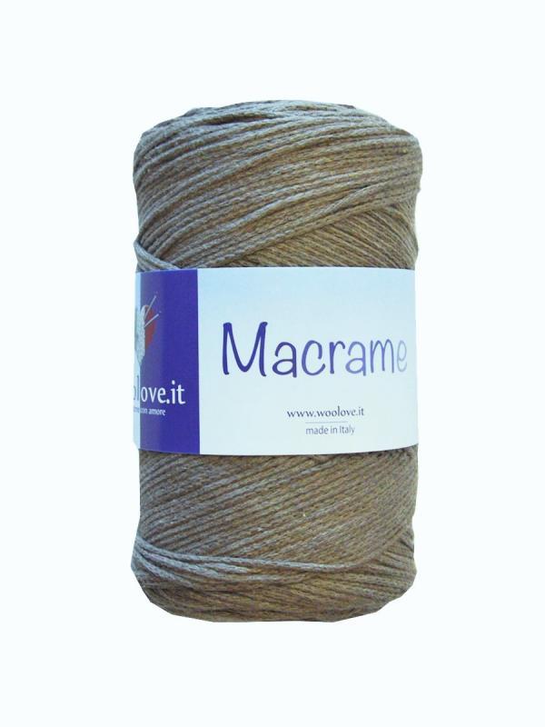 Macrame - 4 Grigio