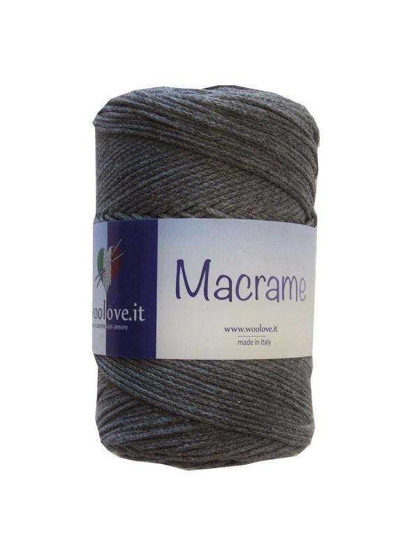 Macrame - 5 Grigio scuro