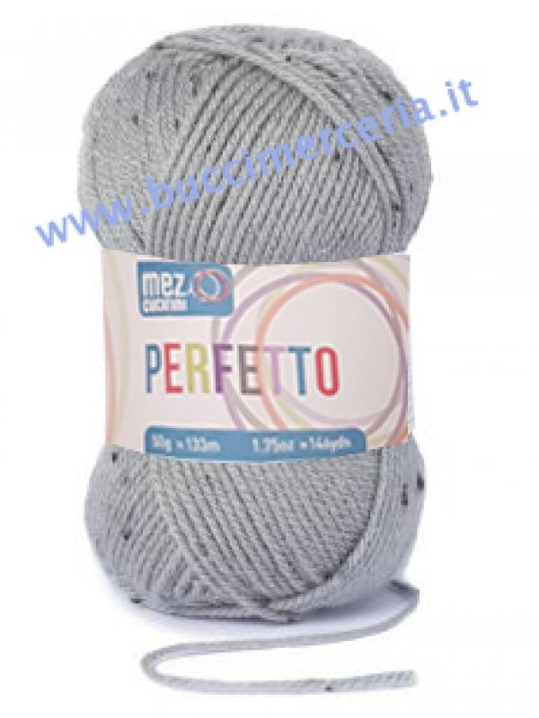 Perfetto - P8376 Grigio chiaro tweed