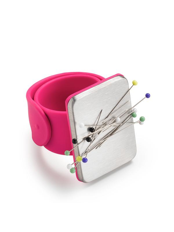 Bracciale puntaspilli - PINK Rosa