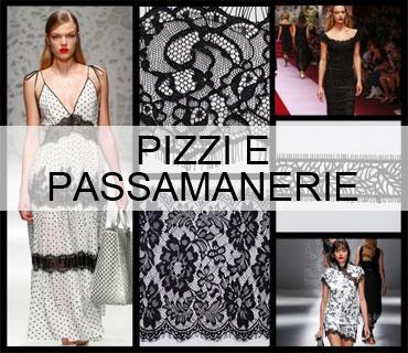 Pizzi e Passamanerie